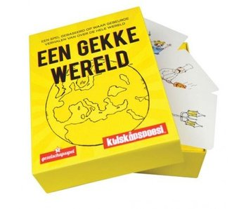 Party Game 'A Mad World' (dutch version)
