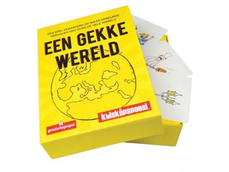 Hygge Games Party Game 'A Mad World' (dutch version)