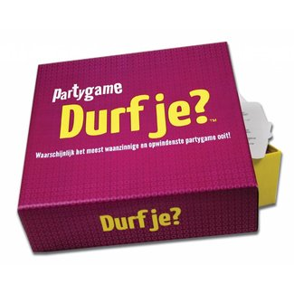 Hygge Games Party Game 'Durf je?'