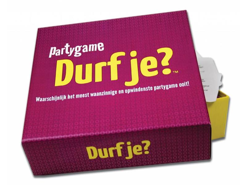 Hygge Games Party Game 'Do You Dare?' (dutch version)