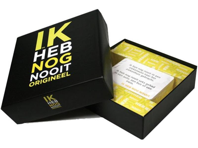 Hygge Games Party Game 'Ik heb nog nooit'