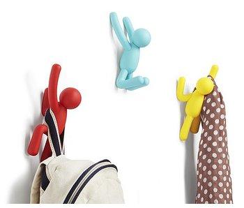 Porte-Manteau 'Buddy Hooks' (multicolor)
