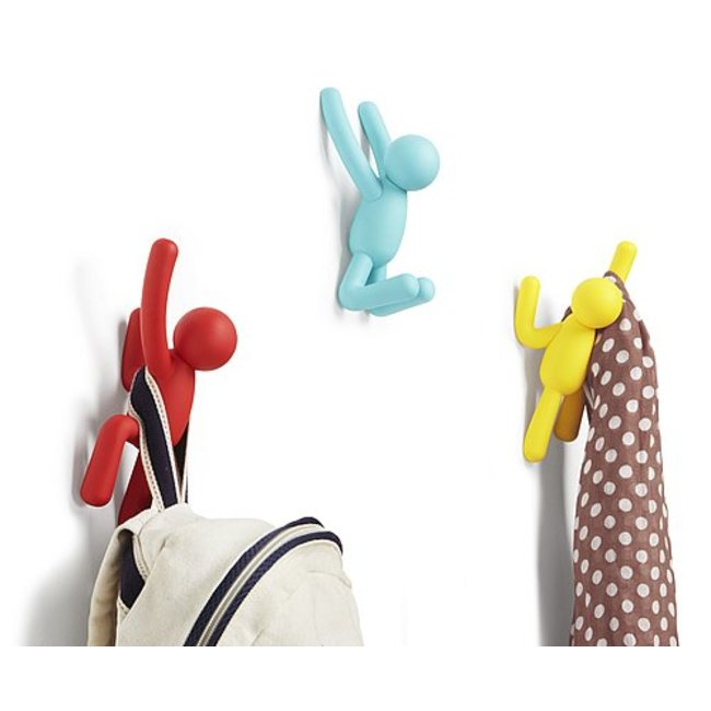 Umbra Wandkapstokken 'Buddy Hooks' (multicolor)