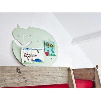 FAB5 Wonderwall Magnetic Board 'Fox' (extra large)