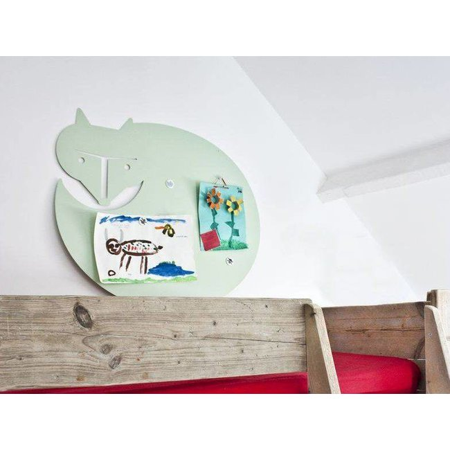 Wonderwall Magnetic Board 'Fox' (extra large)