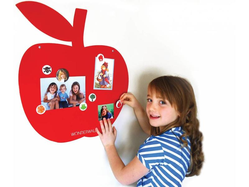 Wonderwall Magnetic Board 'Apple' (red)