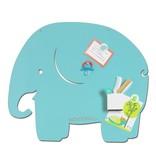 Wonderwall Tableau Magnétique 'Eléphant'