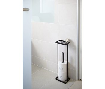 Porte Papier-Toilette 'Open Tower' (noir)