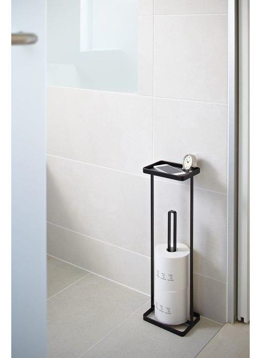 Porte Papier-Toilette 'Open Tower' (noir)