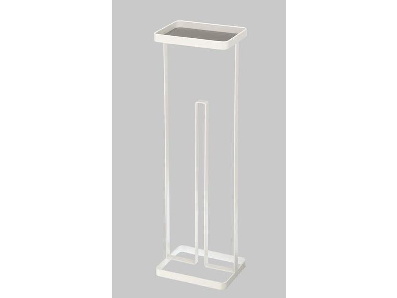 Yamazaki  Porte Papier-Toilette 'Open Tower' (blanc)
