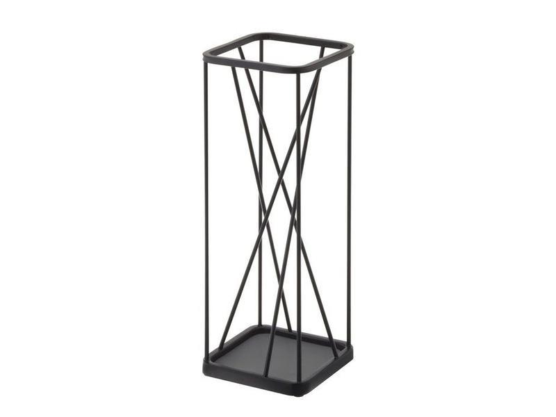 Yamazaki  Paraplubak '9 Square' (zwart)