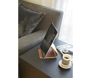 Tablet Stand 'Rin' (brown)
