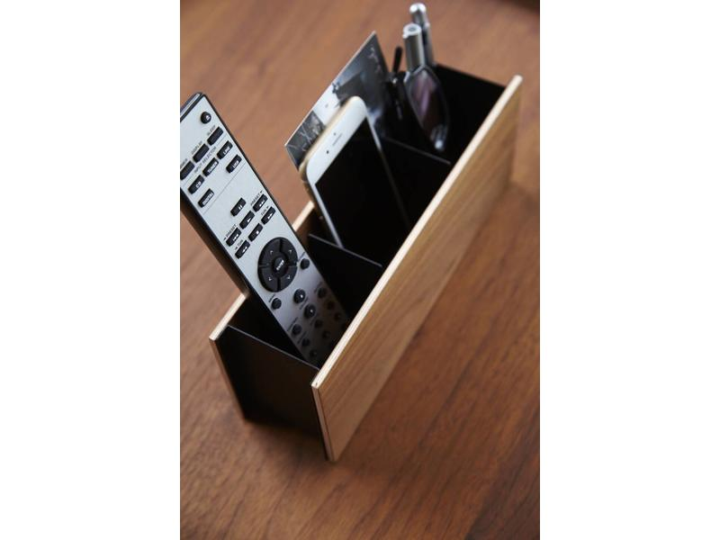 Yamazaki  Porte Accessoires 'Rin' (brun)