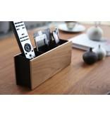 Yamazaki  Pen & Remote Houder 'Rin' (bruin))
