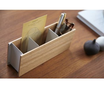 Pen & Remote Rack 'Rin' (natural)