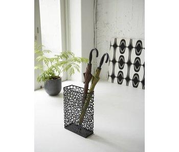 Paraplubak 'Nest Rechthoekig' (zwart)