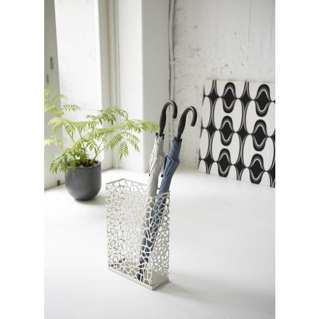 Umbrella Stand 'Nest' (white)