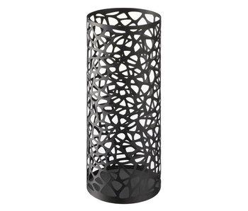 Porte-Parapluie 'Nest' (rond, noir)