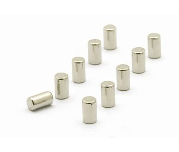 Magnets 'Magnum' (silver)