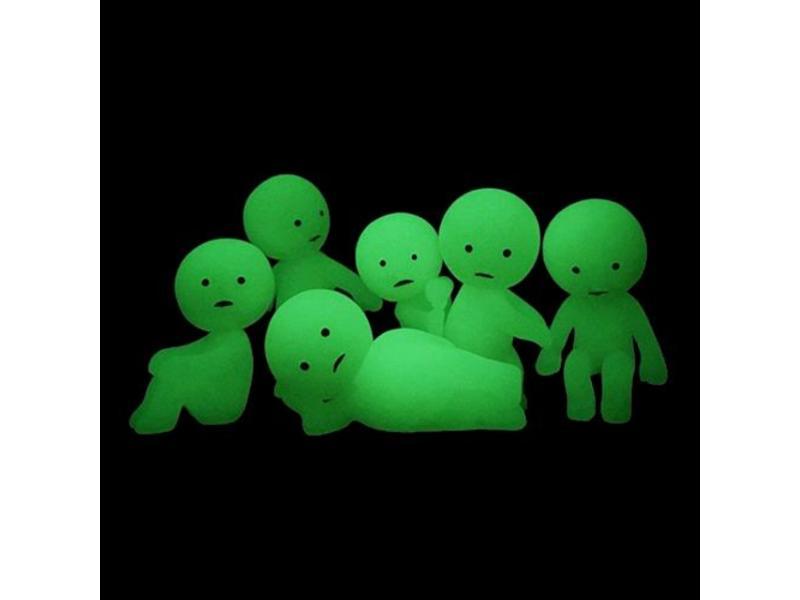 Smiski Glow in The Dark (serie 1)