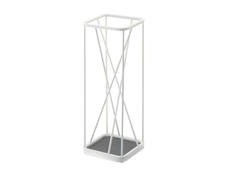 Yamazaki  Paraplubak '9 Square' (wit)