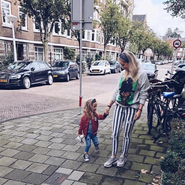 TWINNING MOM + KID SET