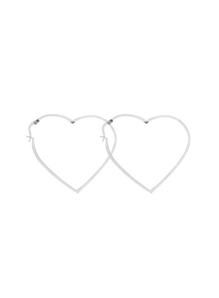 EARRINGS HEART LOVERS
