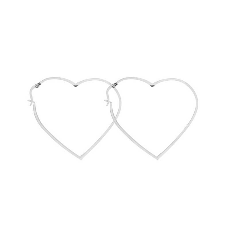 EARRINGS HEART LOVERS
