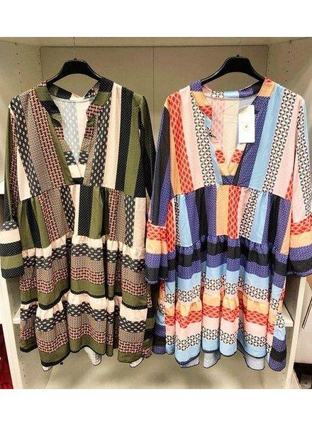 BEACH IBIZA DRESS KORAL