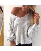 COMFY SWEATER GREY