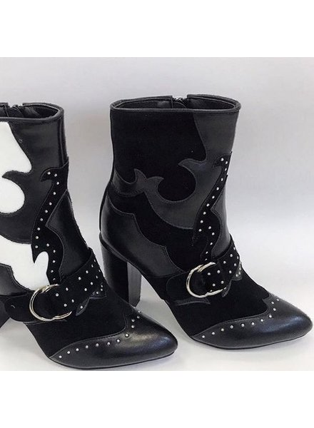 FIRE BOOTS BLACK