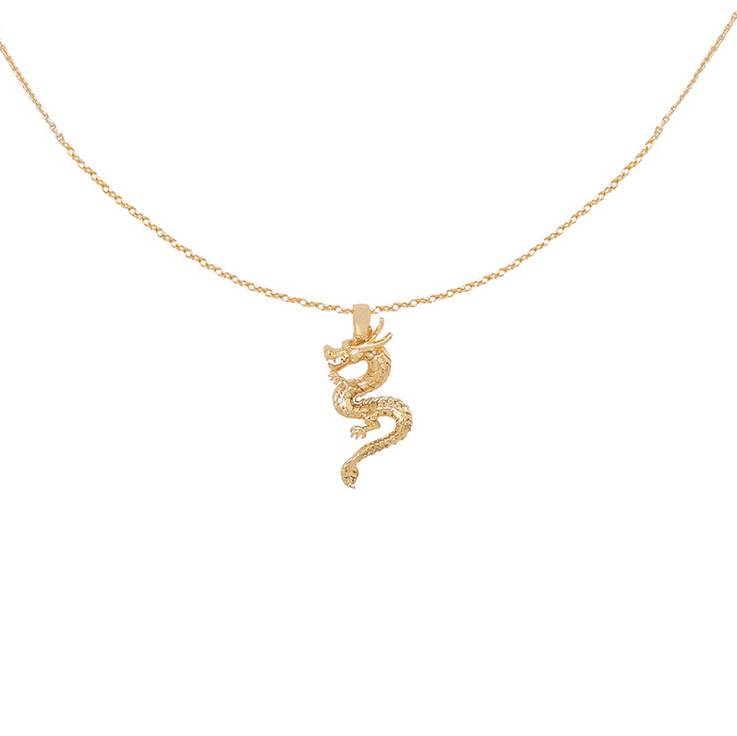 NECKLACE CHINESE DRAGON