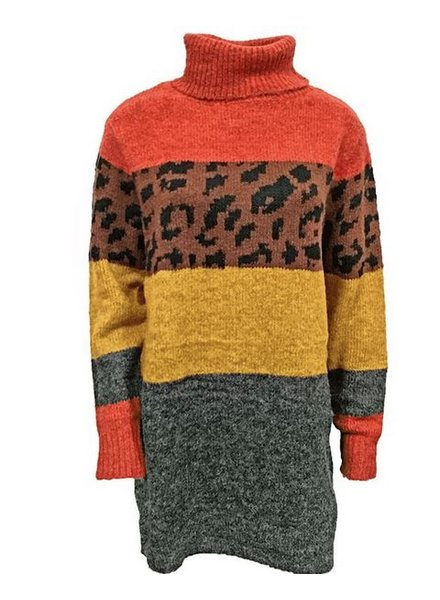 LEO COLL DRESS YELLOW