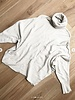 SOFT COLL SWEATER WHITE