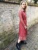 MAXI DRESS SUMMER RED
