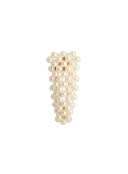 HAIRCLIP STATEMENT PEARL