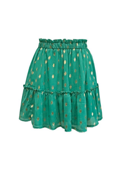 THE GOLDEN DOTT SKIRT