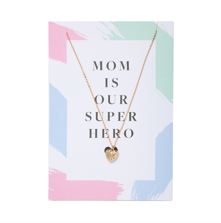 MOTHERSDAY NECKLACE GOLD