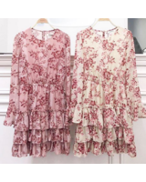 LOVELY DRESS BEIGE