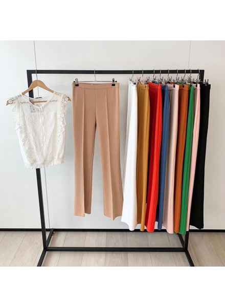 BASIC PANTS BEIGE
