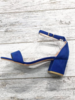 SUMMER SPECIAL BLUE SANDALS