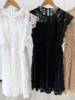 LACE FESTIVAL DRESS WHITE