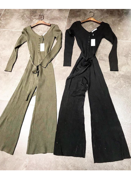 JUMPSUIT ROMEE BLACK