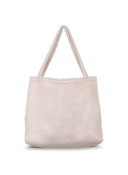 BOUCLE MOM-BAG
