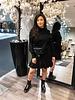 OLIVIA BLACK DRESS