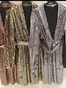 LIMITED SPARKLE DRESS SILVER