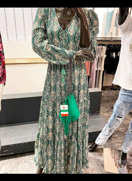 MILA GREEN DRESS
