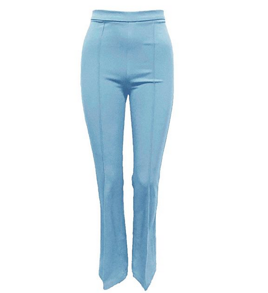 BASIC PANTS BABY BLUE