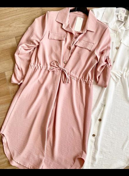 SOPHIE DRESS PINK