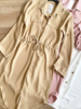 SOPHIE DRESS SAND